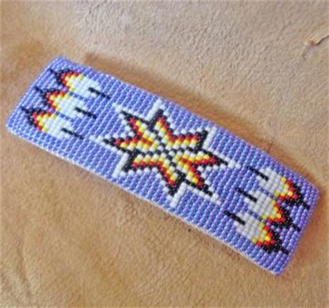 how to make american beaded barrettes american beaded barrettes patterns