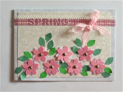 paper craft card ideas paper crafts for 30 paper craft ideas