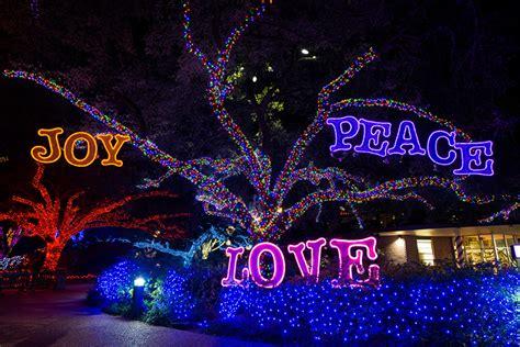 zoo lights miami houston zoo zoo lights