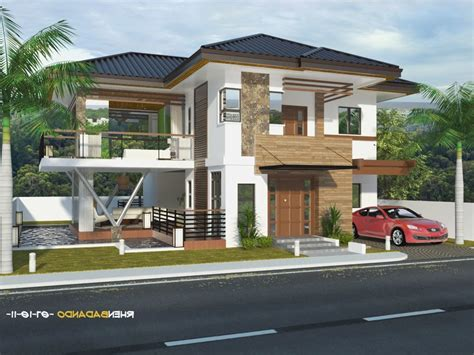 home design modern bungalow house design philippines 194