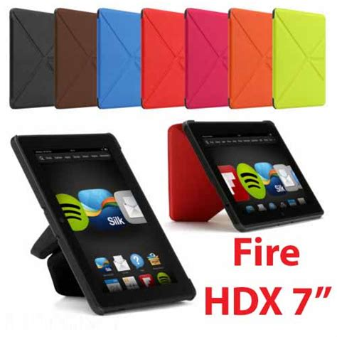 hdx standing polyurethane origami image gallery kindle hdx cases