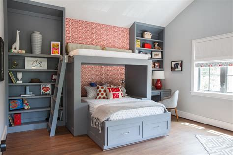 boy bunk beds custom boys bunk bed fresh faces of design hgtv