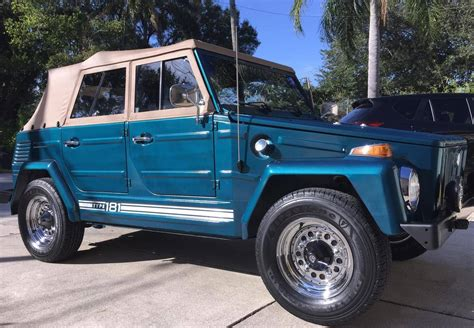 Volkswagen For Sale by 1973 Volkswagen Thing For Sale 1973673 Hemmings Motor News