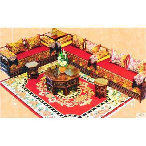 Plaids Pour Canapé 929 by Salon Marocain Traditionnel Complet Fantasia En Achat