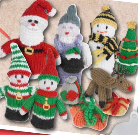 free knitting patterns for decorations patterns for knitted decorations home