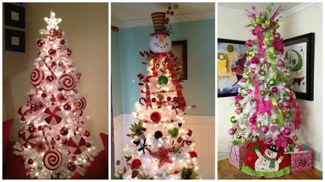 arbol de navidad decoraci 243 n para 225 rboles de navidad blancos dale detalles