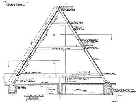 free a frame cabin plans free a frame cabin plans woodworking projects plans