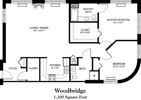 floor plan 1000 square foot house house plans 1800 square foot 1300 square foot house floor