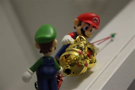 mario and luigi ornaments geekspazz coolest inspired ornaments