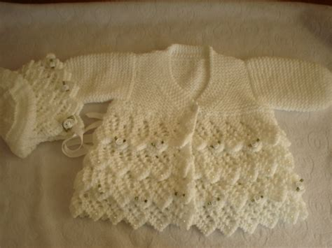baby coat knitting pattern knitted baby clothes pattern a knitting