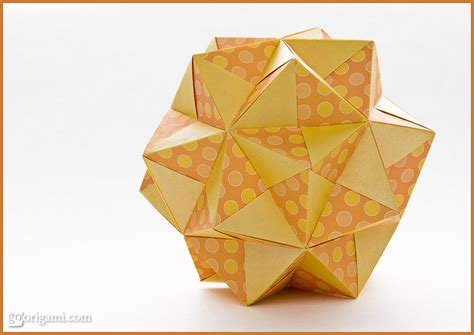 modular origami sonobe sonobe variation by tomoko fuse modular origami go origami