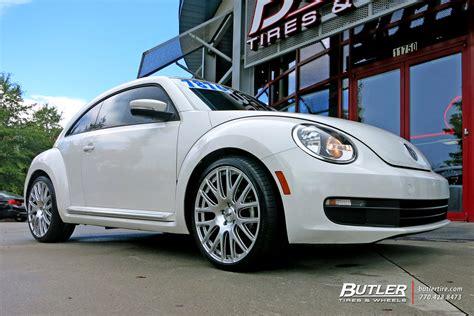 Volkswagen Beetle Tire Size by Volkswagen Beetle Custom Wheels Tsw Mugello 20x Et Tire