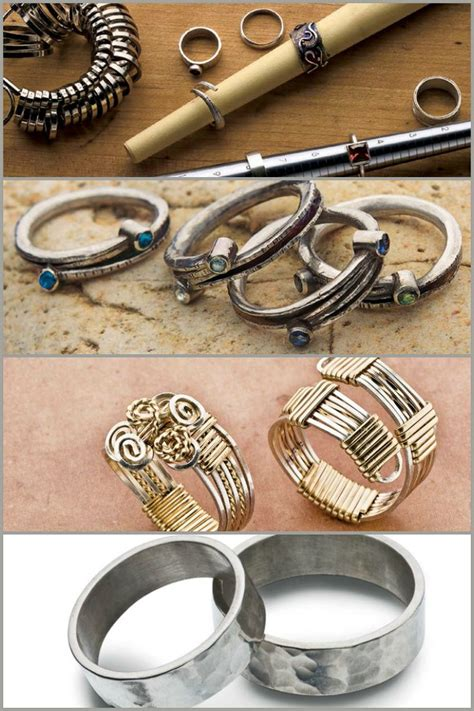 diy rings jewelry 17 best ideas about wire wrapped rings on wire