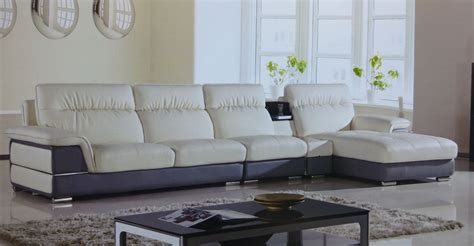 sectional sofa set hover ivory gray leather modern sectional sofa set