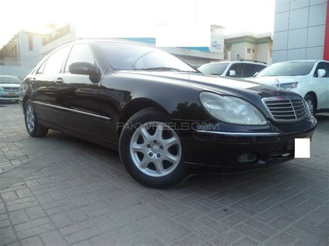 1999 Mercedes S500 For Sale by Mercedes S Class S500 1999 For Sale In Karachi