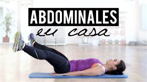 videos abdominales en casa rutina de abdominales en casa abs workout
