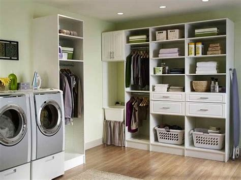 storage ideas for laundry rooms laundry laundry room storage ideas with wooden flooring