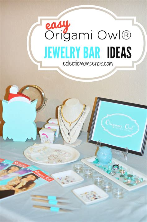 origami owl ideas origami owl 174 jewelry bar ideas eclectic momsense