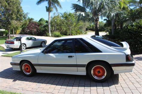 how does cars work 1986 mercury capri spare parts catalogs 1986 mercury capri mclaren 5 0 euro coupe
