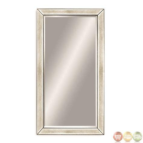 large beaded mirror beaded large leaning floor mirror m2546bec