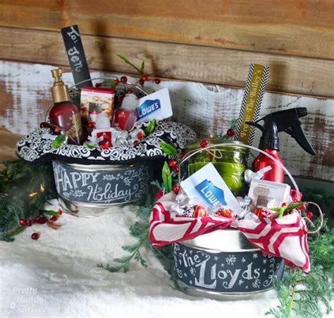 chalkboard paint ideas gifts paint can hostess or new home gift idea use