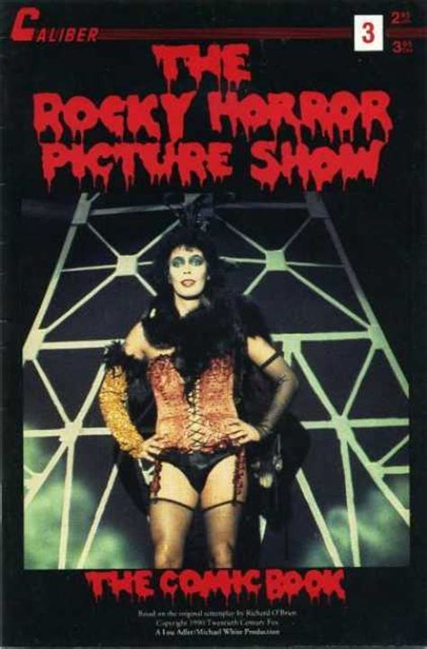 rocky horror picture show book rocky horror picture show the comic book volume comic