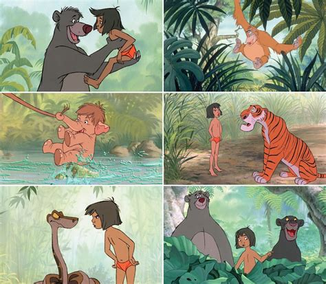 pictures of the jungle book characters thanks mail carrier available today the jungle book
