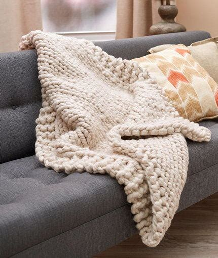 knitting patterns for larger wonderful big stitch throw allfreeknitting