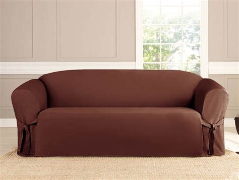 sofa slipcover black slipcover sofa loveseat chair furniture cover brown black