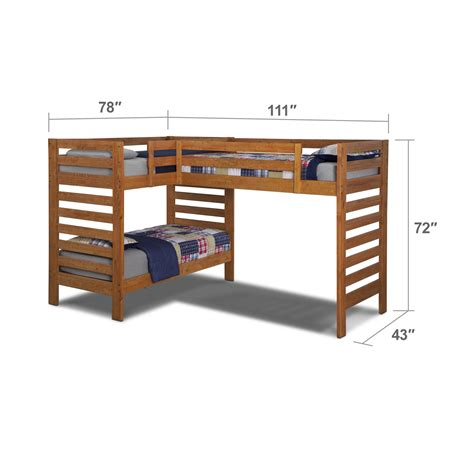 l shaped bunk bed plans free woodworking plans for l shaped bunk beds