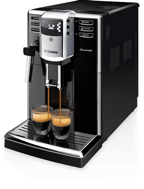 Incanto Super automatic espresso machine HD8911/01   Saeco