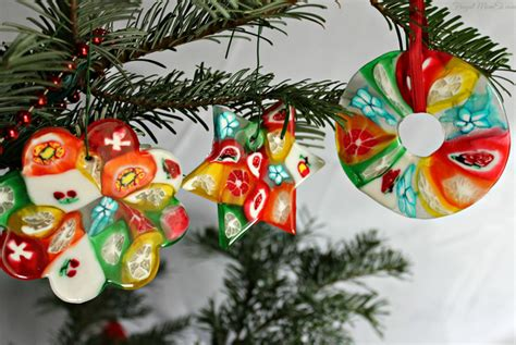 easy home made ornaments 25 easy ornaments how to make diy