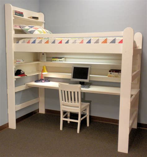 loft beds with desks loft beds with desks bunk beds with stairs