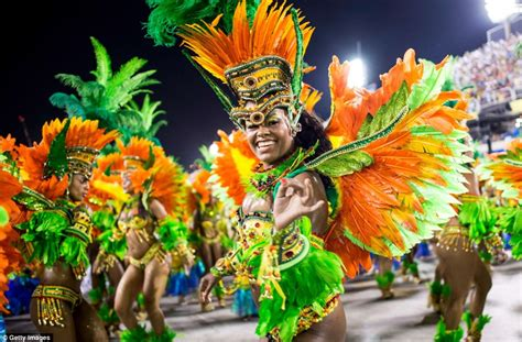 in brazil carnival brazil brushes aside world cup fears to celebrate