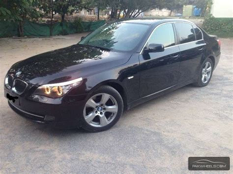 2008 Bmw 5 Series For Sale by Bmw 5 Series 523i 2008 For Sale In Islamabad Pakwheels