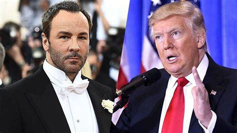 What Is Tom Ford by Donald Blasts Tom Ford For Comments About Soon To Be