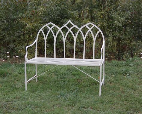 shabby chic garden bench shabby chic rustic garden bench green or