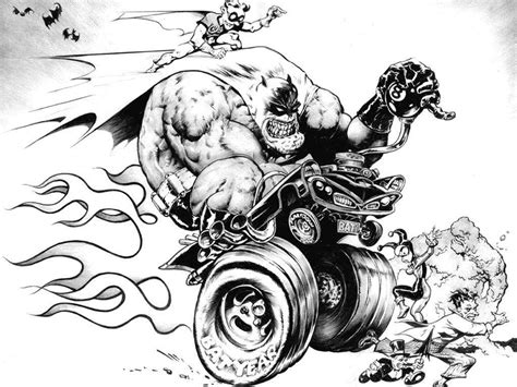 Awesome Car Wallpapers For Gearhead Tattoos by Rat Fink Wallpapers Wallpaper Cave