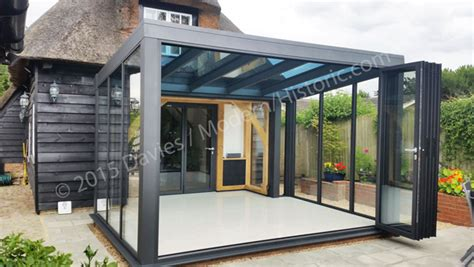 Kitchen Design Hertfordshire contemporary glass extensions in conservation area
