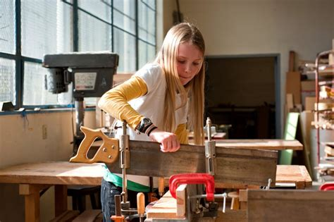 Woodworking Classes For The New York Times