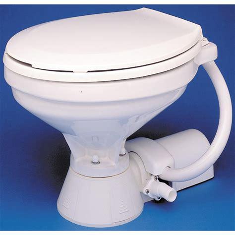 Jabsco Toilet Cleaner by Jabsco 174 Electric Marine Toilet 164562 Water Waste