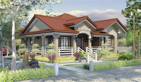 home design bungalow type home design one story house plan home design bungalow