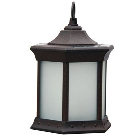 outdoor greatroom company wall mounting solar light kit in