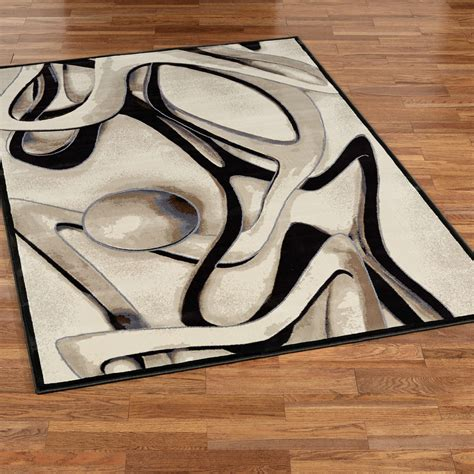 area rugs contemporary abstract contemporary area rugs