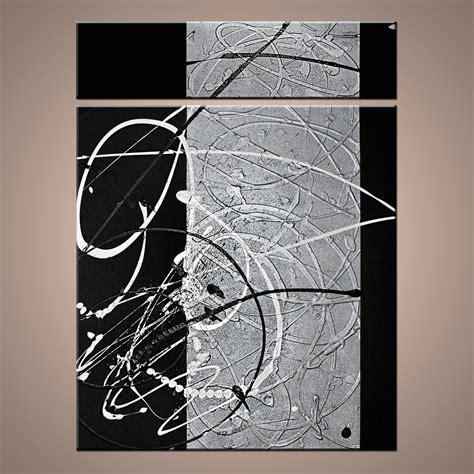 acrylic painting ideas black and white quot between the lines quot modern abstract painting