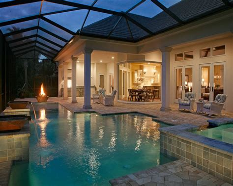 mediterranean house plans with pool mediterranean style house plans with pool house design ideas