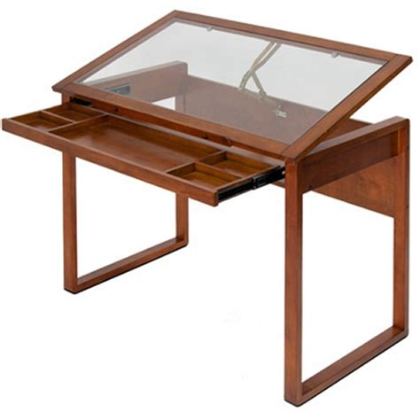 pattern drafting table studio designs ponderosa glass topped drafting table