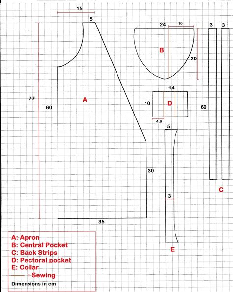 Pdf Diy Woodworking Apron Pattern Woodworkers