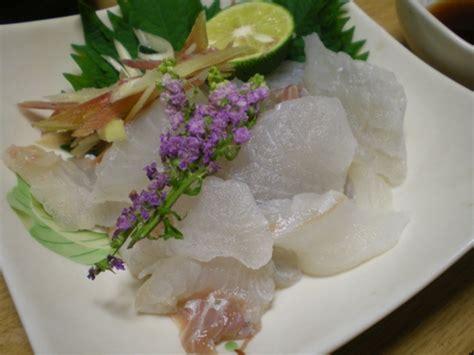 Suzuki Sashimi by Seasonal Fishes 8 Suzuki Seabass Shizuoka Sushi