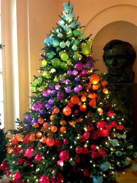 colorful tree decorations the most colorful and sweet trees and